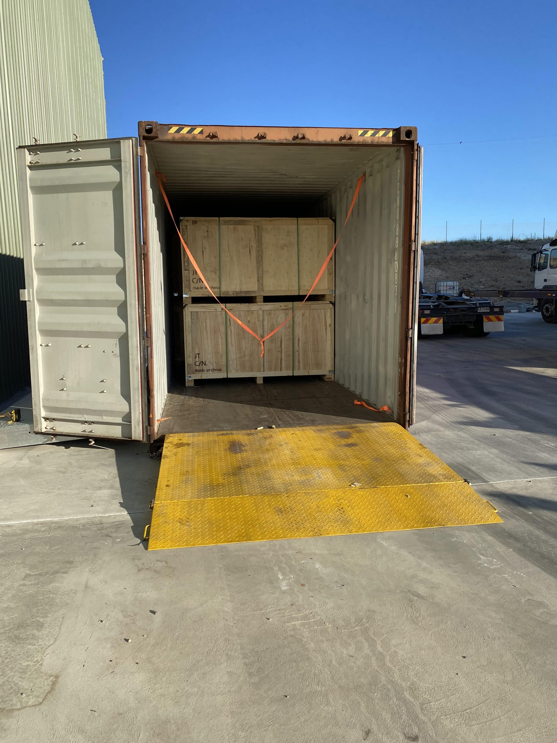 international freight quote
